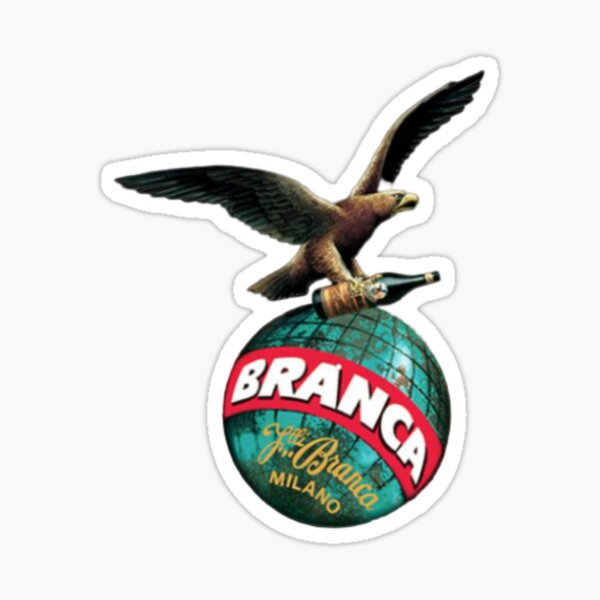 fernet branca Sticker
