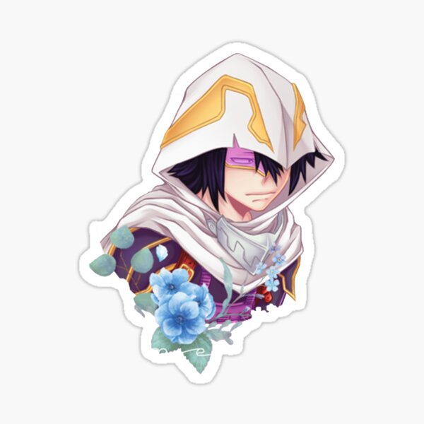 Tamaki Amajiki, Boku no hero Sticker