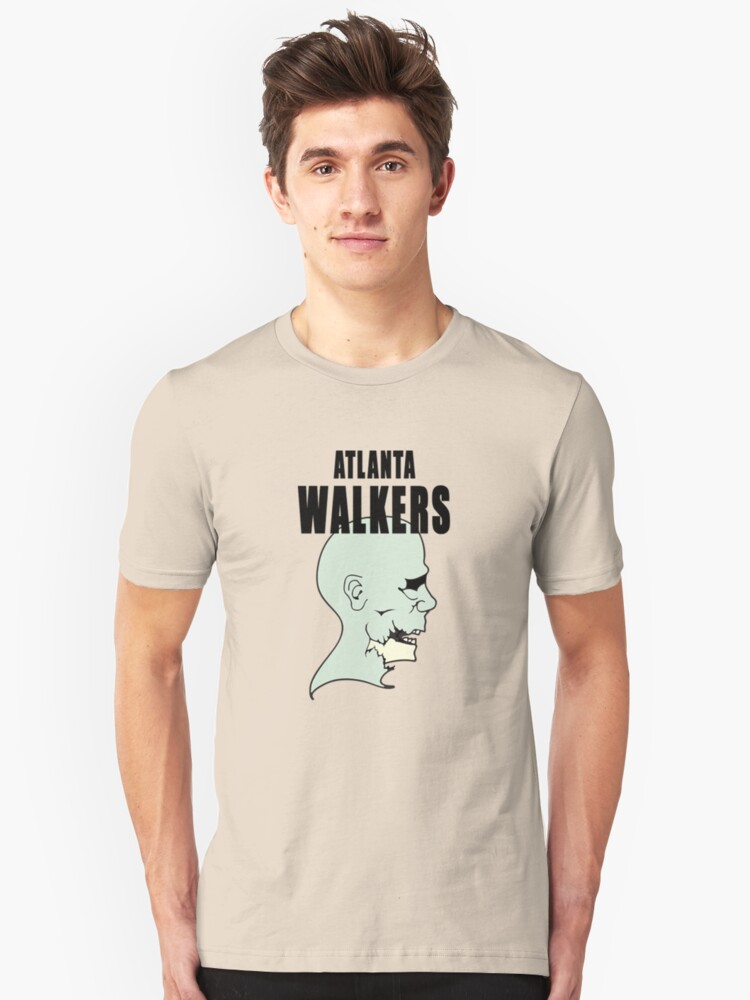 Atlanta Walkers Unisex T-Shirt Front