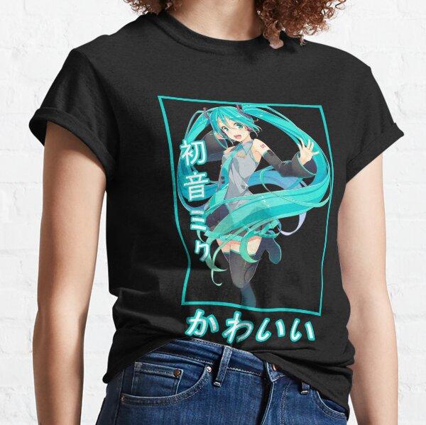Hatsune Miku  Classic T-Shirt