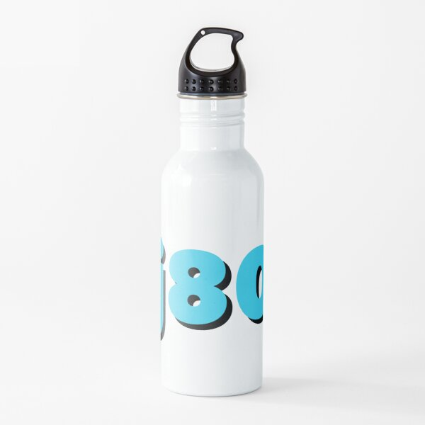 jatie j80 blue Water Bottle