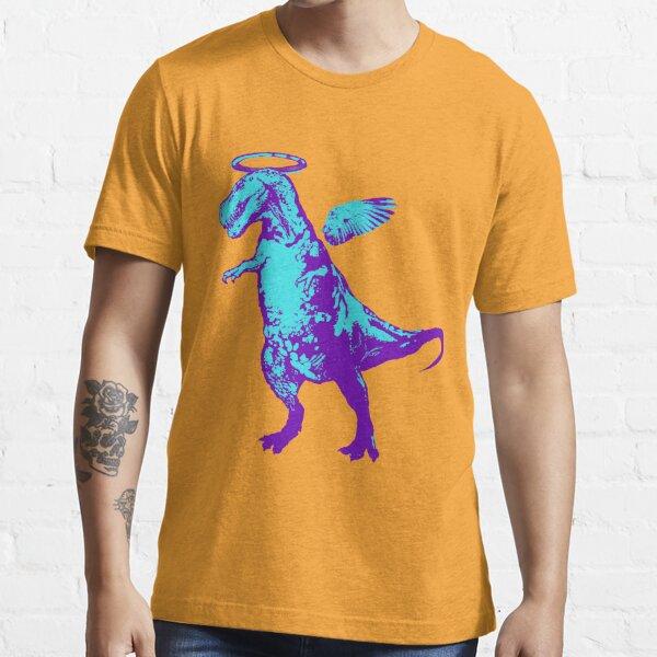 Angel Rex (purple and aqua) Essential T-Shirt
