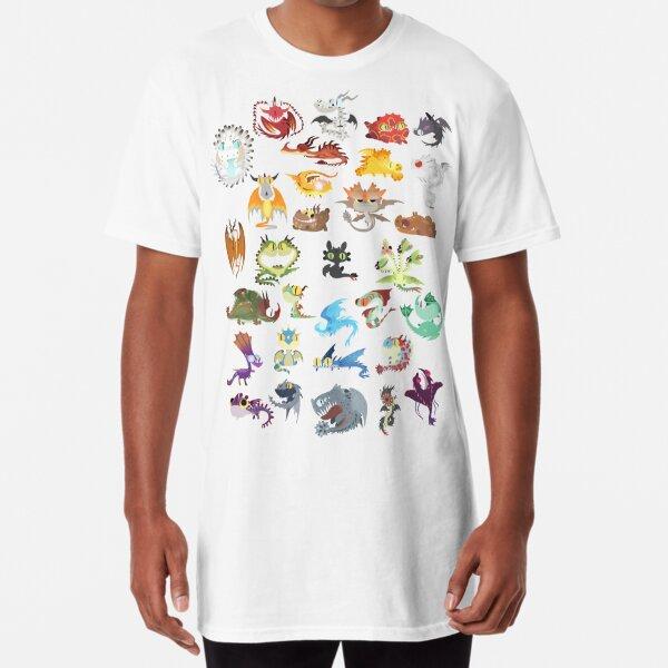 Dragons Long T-Shirt
