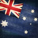 Australia  flag by naphotos