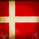 Denmark flag by naphotos