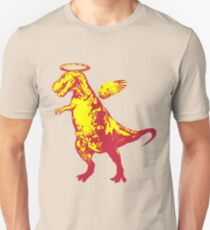 Angel Rex (yellow and red) Unisex T-Shirt