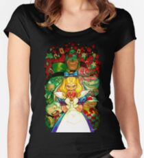 Hello Alice Women's Fitted Scoop T-Shirt