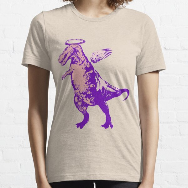 Angel Rex (purple and pink) Essential T-Shirt
