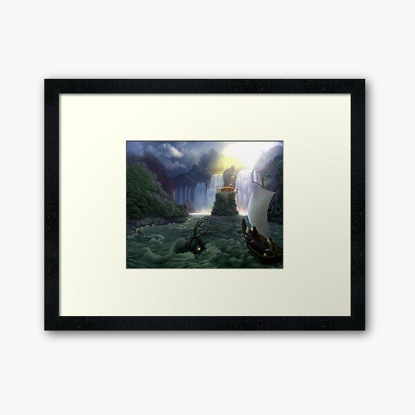 Lirael Framed Art Print