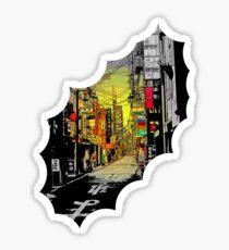 sumi-e  Sticker