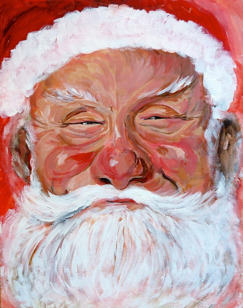 Santa Claus by Tom Roderick