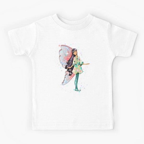 Amaya The Asian Inspired Fairy™ Kids T-Shirt
