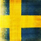 Swedish flag by naphotos