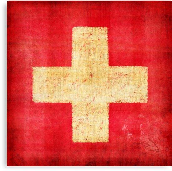 Switzerland flag by naphotos