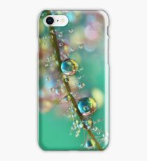 Smokey Rainbow Drops iPhone Case/Skin