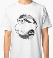 Hipster Koi Classic T-Shirt