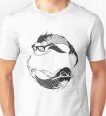 Hipster Koi Unisex T-Shirt