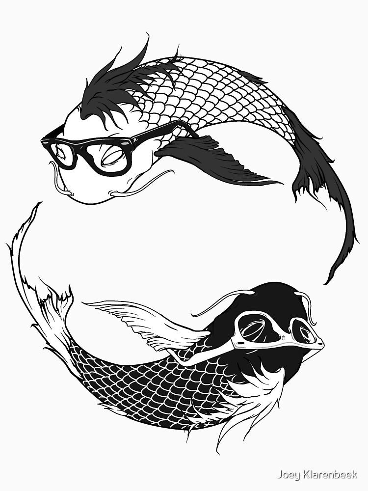 Hipster Koi | Unisex T-Shirt