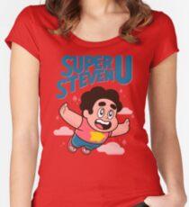 Super Steven U Women's Fitted Scoop T-Shirt