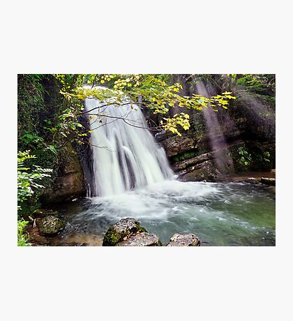 Janet's Foss - The Yorkshire Dales Photographic Print