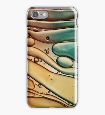 Copper Ripple iPhone Case/Skin