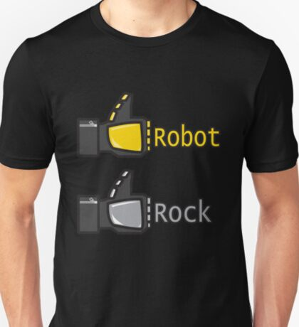 Social Robot Rock! T-Shirt