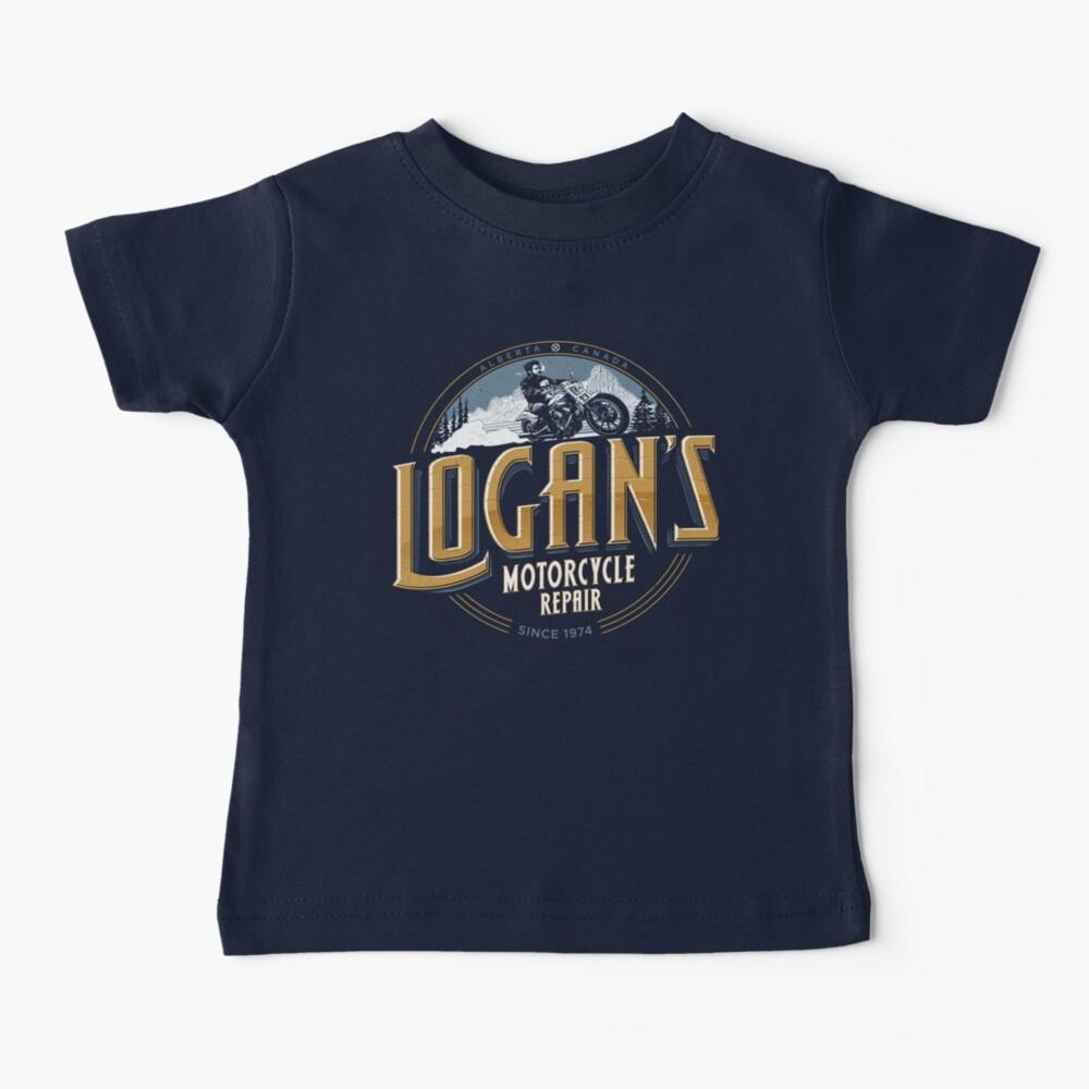 Logan's Motorcycle Repair Baby T-Shirt