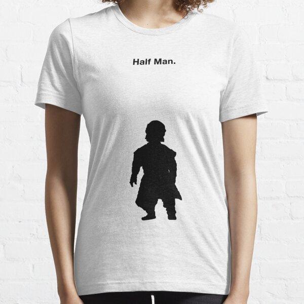Half Man Essential T-Shirt