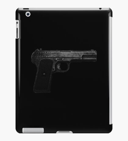packing heat iPad Case/Skin