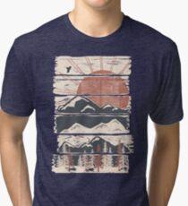 Winterverfolgungen ... Vintage T-Shirt