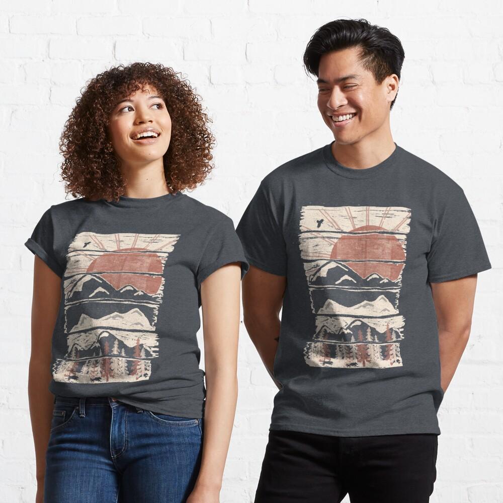 Winterverfolgungen ... Classic T-Shirt