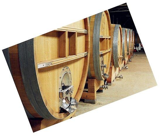 0092 Tyrrells Winery by Peter Hogarth