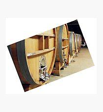 0092 Tyrrells Winery Photographic Print