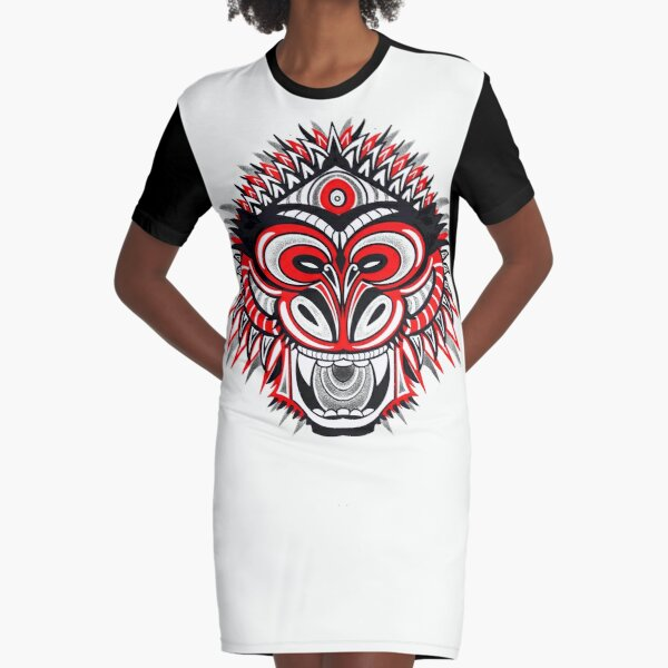 Haida Harlito Graphic T-Shirt Dress