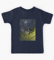 Stranded Space Craft Painting Kids Clothes