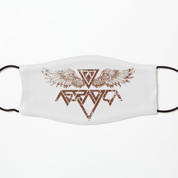 Astradica bandlogo with wings Kids Mask