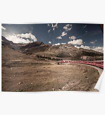 Bernina Express Poster