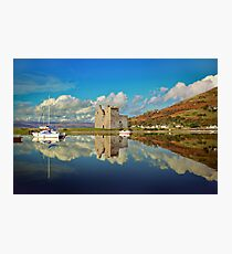 Lochranza Castle, Isle of Arran Photographic Print