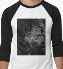 Fort Worth map Texas T-Shirt
