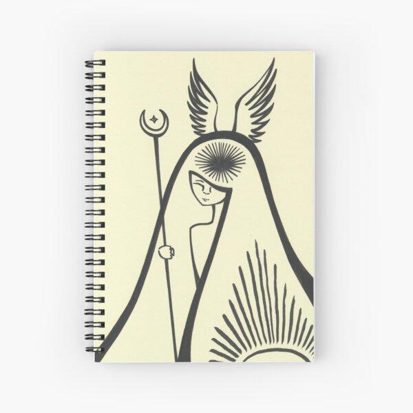 Merlin Spiral Notebook