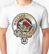 Wallace Clan Crest T-Shirt