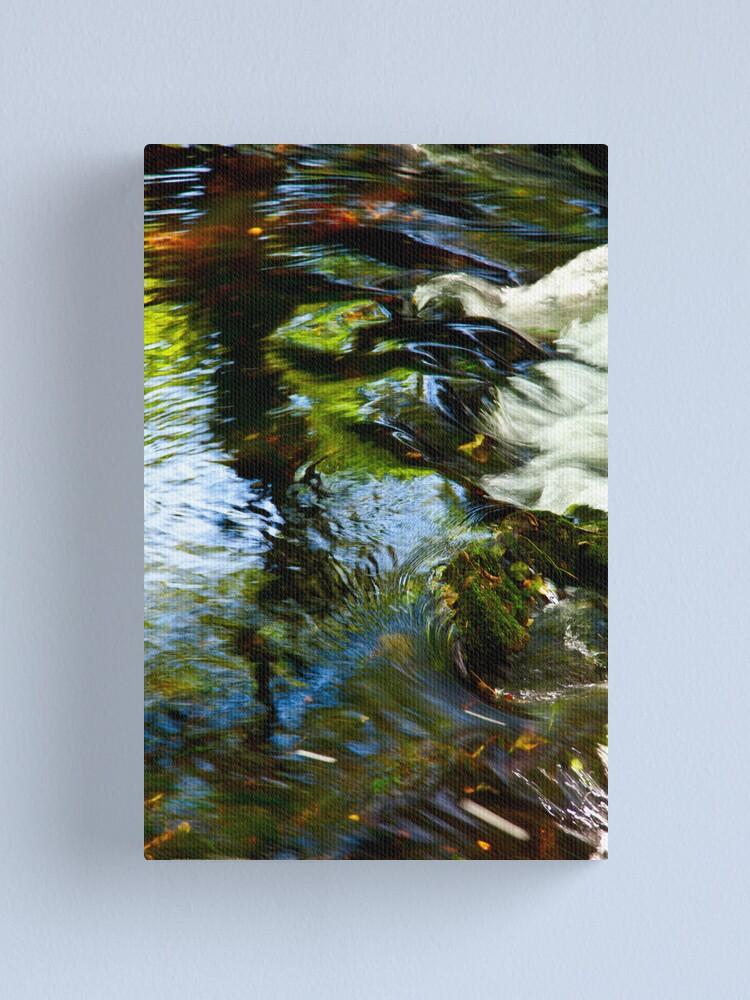 Alternate view of The River Aven  2012 Canvas Print