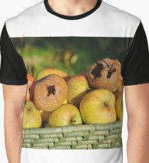 Basket of bad apples Graphic T-Shirt