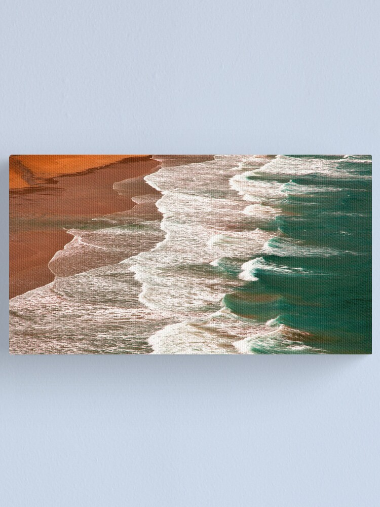 Alternate view of Beach, Bay of Souls 2012 Canvas Print