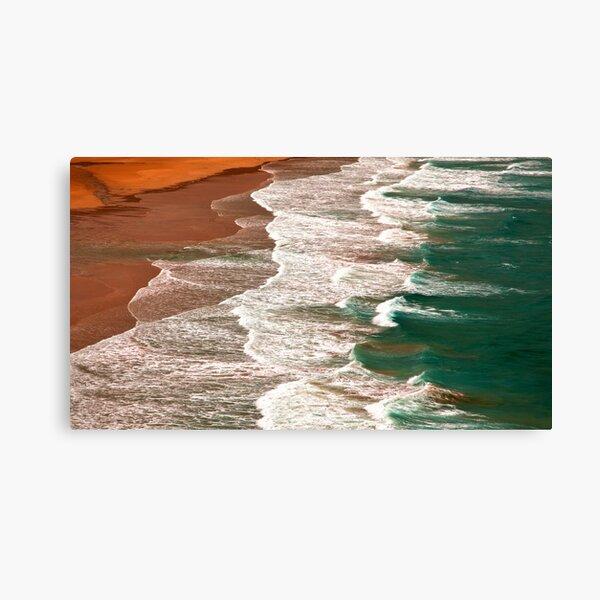 Beach, Bay of Souls 2012 Canvas Print