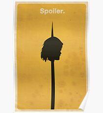 Spoiler Poster