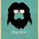 Dog Face by OddFix