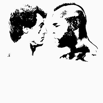 Rocky III - Vintage T Shirt by WhiteCurl