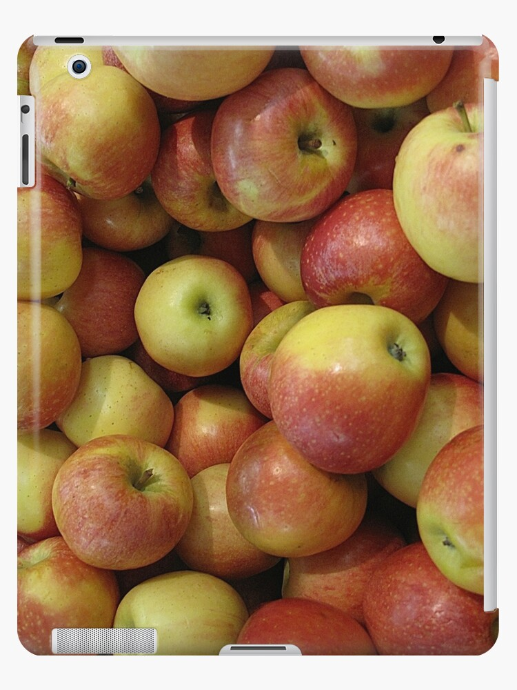 Apples to Apples iPad Case by Monnie Ryan