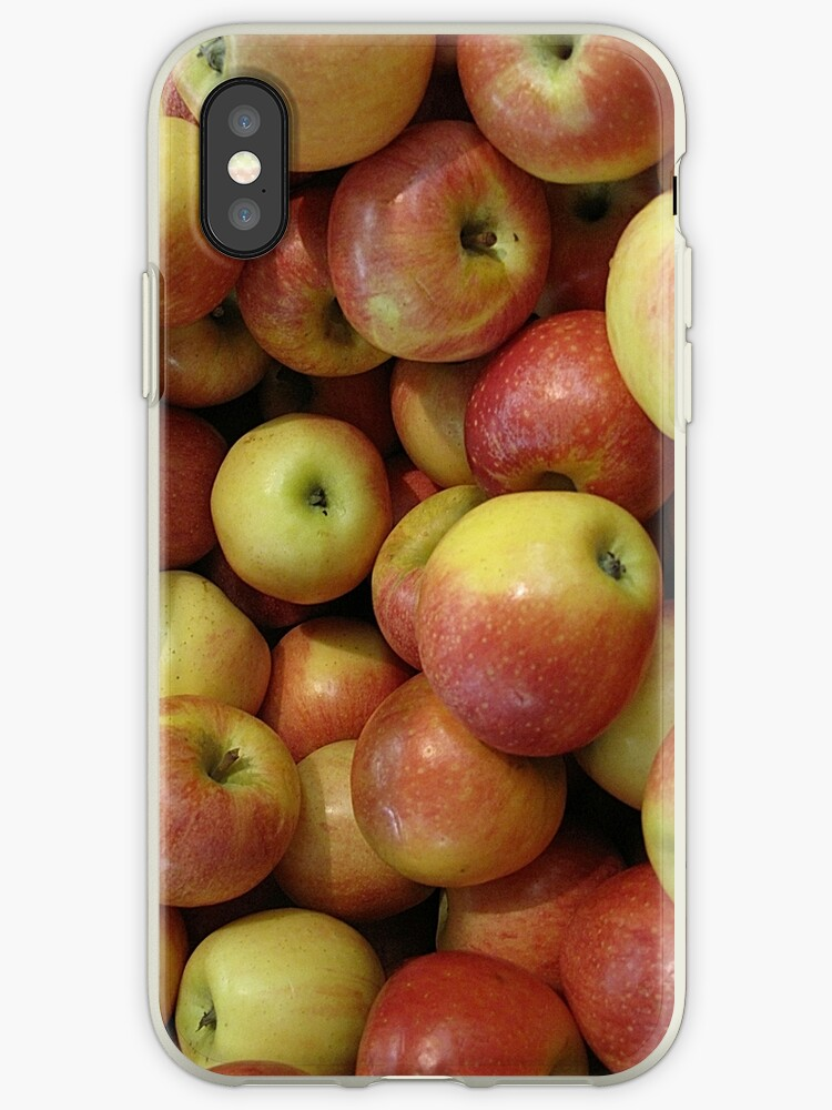 Apples to Apples iPhone Case by Monnie Ryan